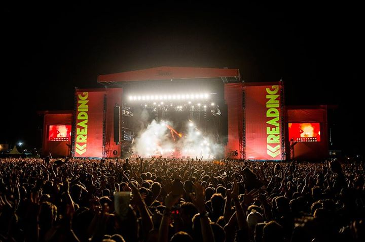 Reading Festival updated their cover photo.