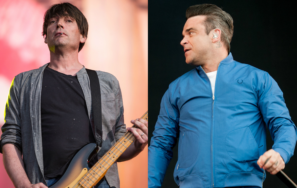 NME Festival blog: Robbie Williams, Alex James and more satirised in 'Rehab: The Musical'