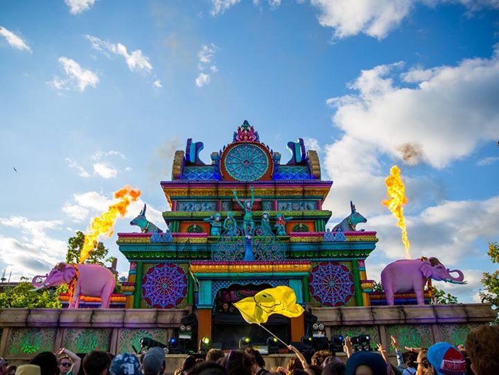 Bestival news: It's travelled across the Atlantic to be with you this September,  Temple will b…