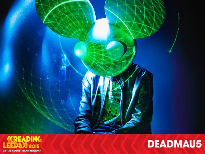 deadmau5 will bring his full live production AND new material to Reading this ye…