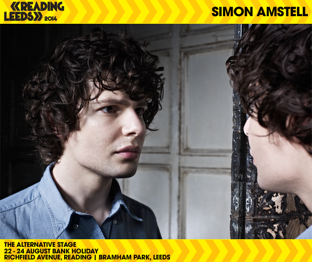 Headliner Simon Amstell joins this year's Reading and Leeds Alternative Stage li…