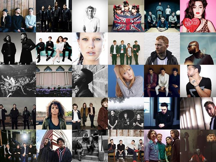 ICYMI: Yesterday we announced over 70 acts for this year's line-up. Listen to th…