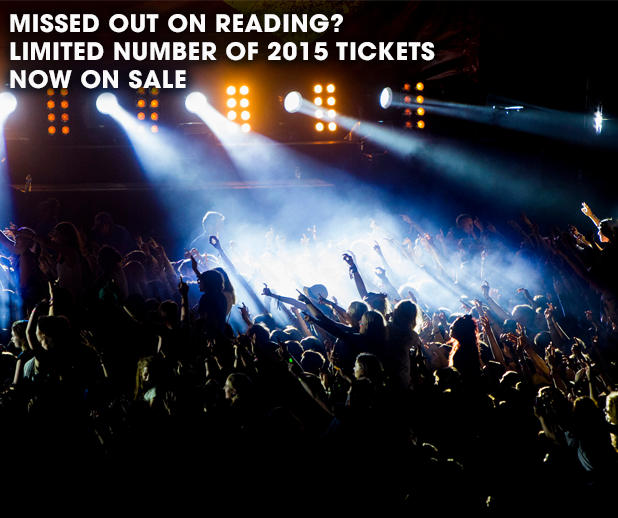 If you missed out on Reading tickets this year now you can be first in line for …