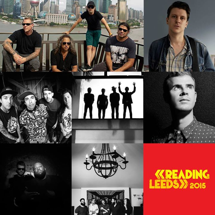 In case you missed it: Metallica, Jamie T, Pierce The Veil, Refused, Wilkinson (…