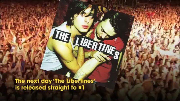Metallica, Mumford & Sons and…….. The Libertines to headline Reading 2015!