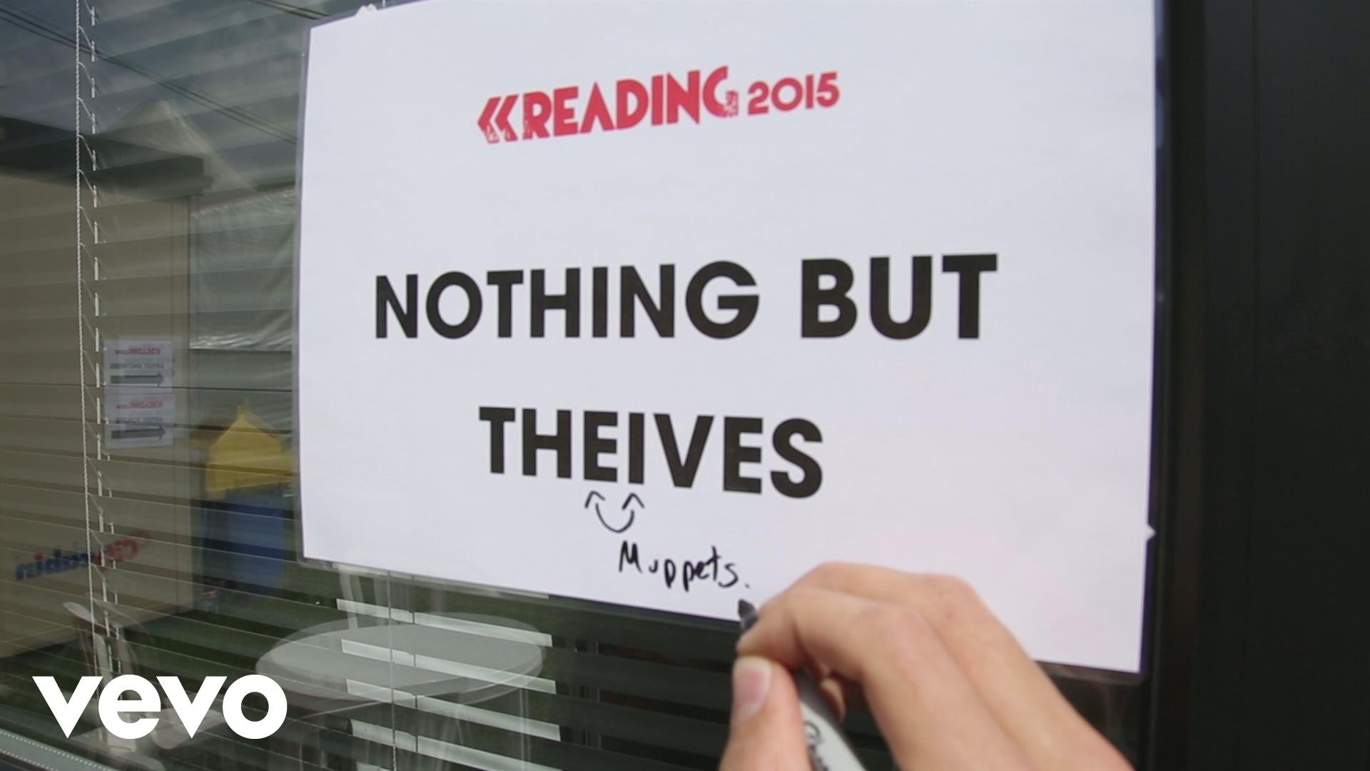 Nothing But Thieves release their debut album this Friday Nothing But Thieves pe…