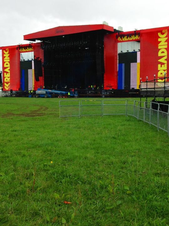 Reading Festival added 4 new photos to the album: Reading Festival Site Photos 2…