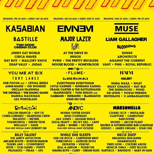 READING FESTIVAL NEWS: Reading & Leeds Festival 2017 by Reading & Leeds Festival on Apple Music