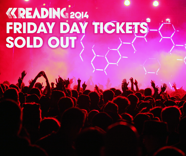 READING FESTIVAL NEWS: With under two months to go until the gates open for Reading & Leeds 2014, Frida…