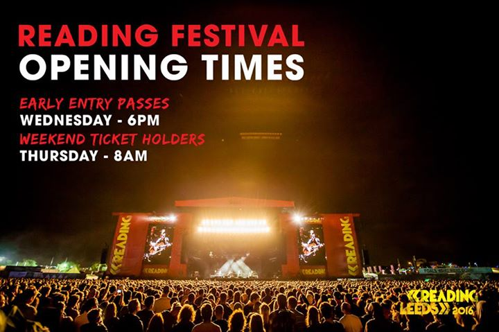 Reading opening times…