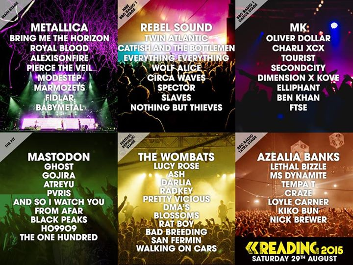 Saturday at Reading, we will be here in four months!…