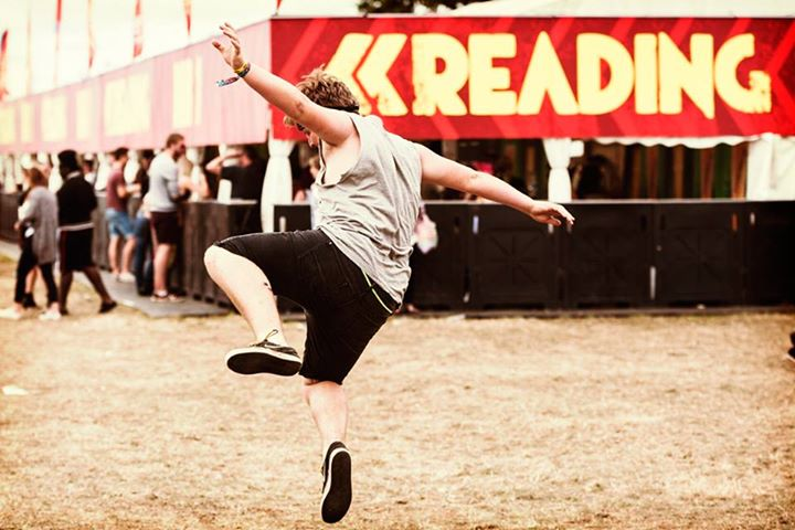 The feeling you get when you've finished all of your exams and you've got Readin…