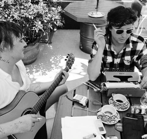 The Libertines say to 'expect album announcement soon'. DAY OFFICIALLY MADE.Pete…