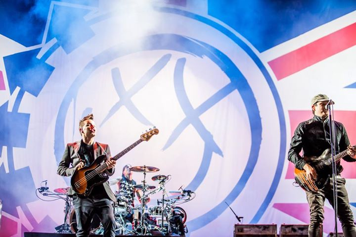 What a way to end an amazing weekend!! Thank you Blink-182!