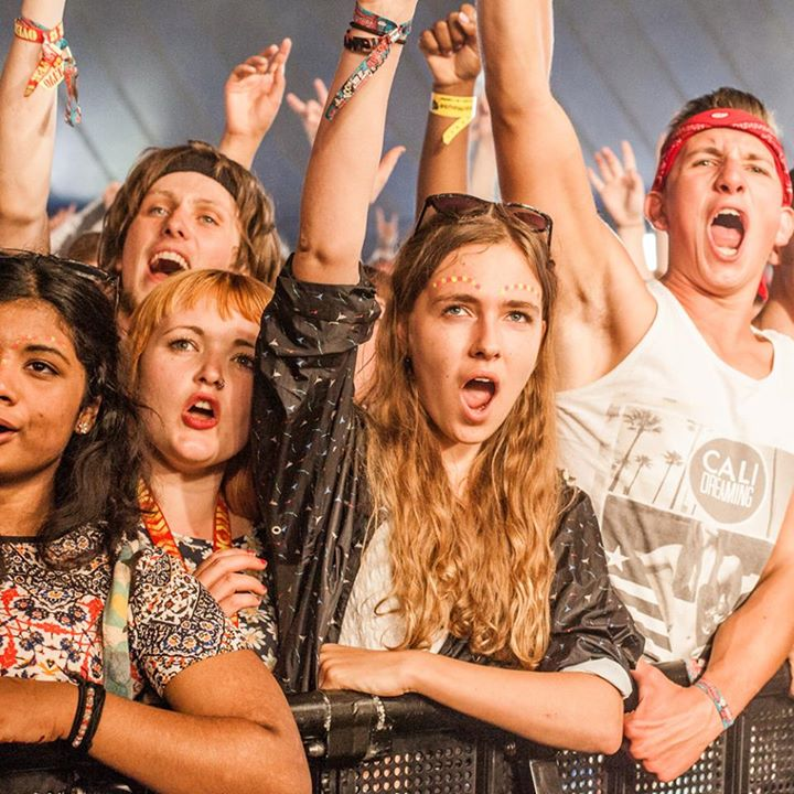 What's that? Exactly 7 months until Reading Festival?! …