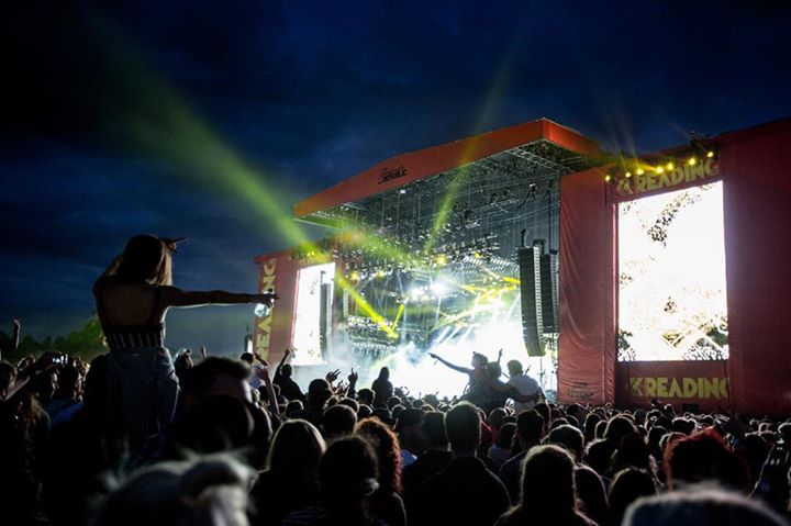Who are you looking forward to seeing on the Reading '16 main stage…