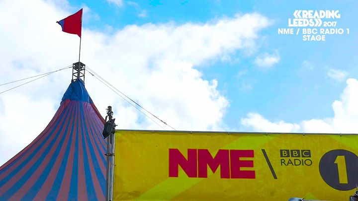 Who's ready for the NME/BBC Radio 1 Stage?