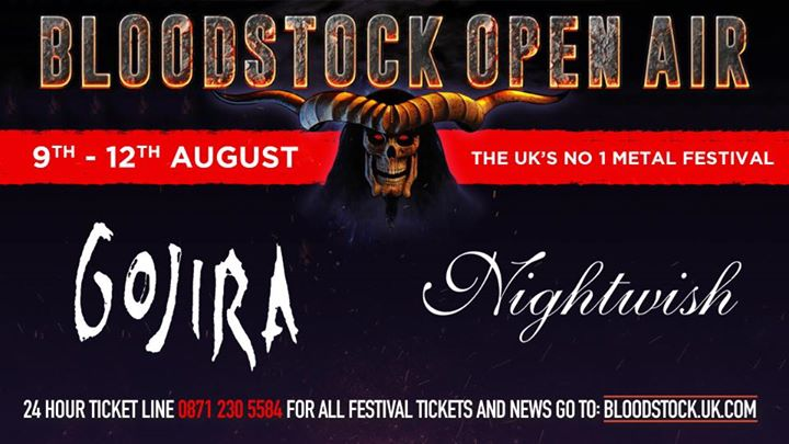 Bloodstock news: Bloodstock Open Air 2018