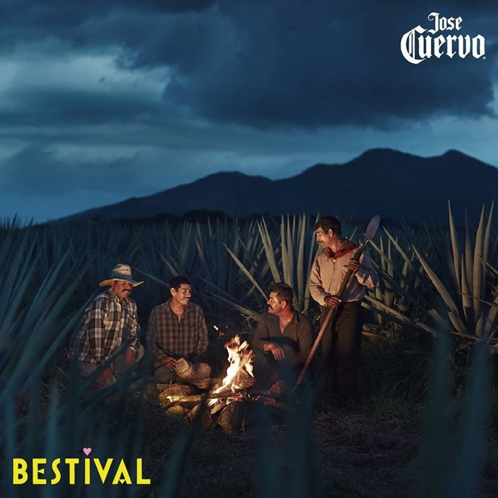 Bestival Bali news: Excited to have Jose Cuervo joining us this weekend!