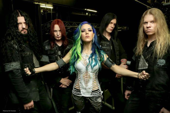 Bloodstock news: Arch Enemy on the Ronnie James Dio stage in 20 minutes!