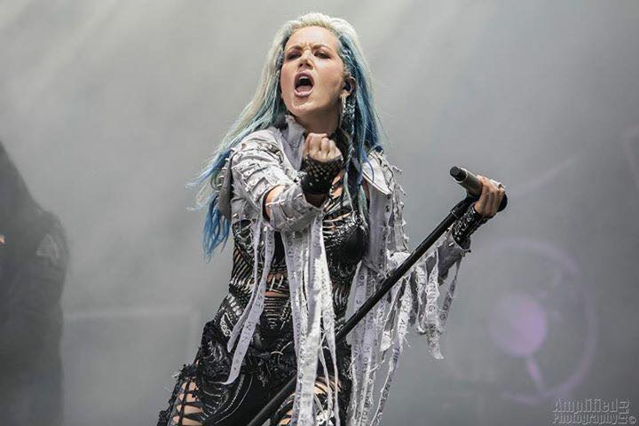 Bloodstock news: Arch Enemy taking no prisoners at Bloodstock!