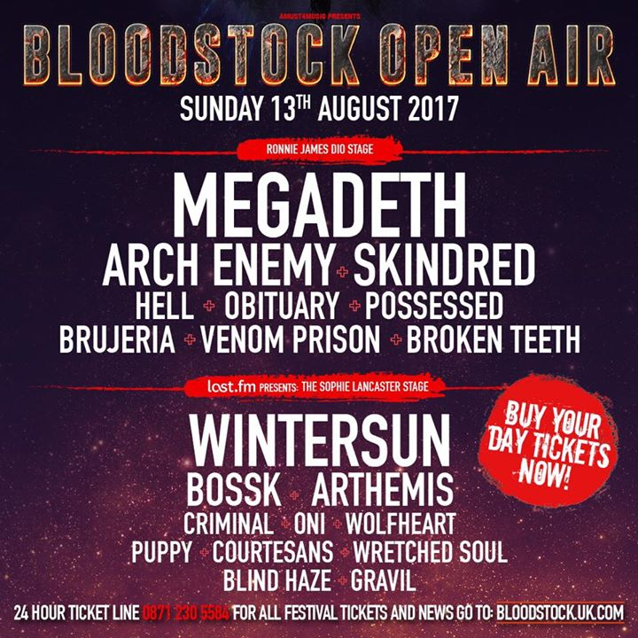 Bloodstock news:  #BOA17 Day 3! …
