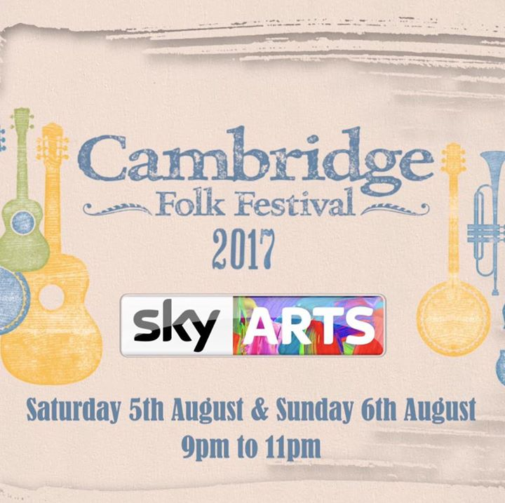 Cambridge Folk Festival news: Tune in to Sky Arts tonight from 9-11pm to catch the second episode of their bri…