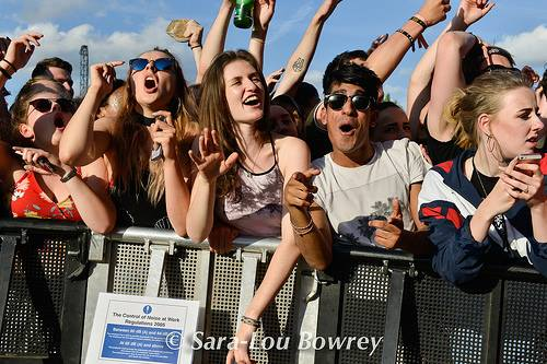 Festival Flyer Facebook news: New post added at Festival Flyer – Crowds at Community 2017_DSC2242 – FACES IN T…