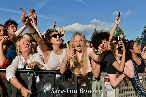 Festival Flyer Facebook news: New post added at Festival Flyer – Crowds at Community 2017_DSC2246 – FACES IN T…