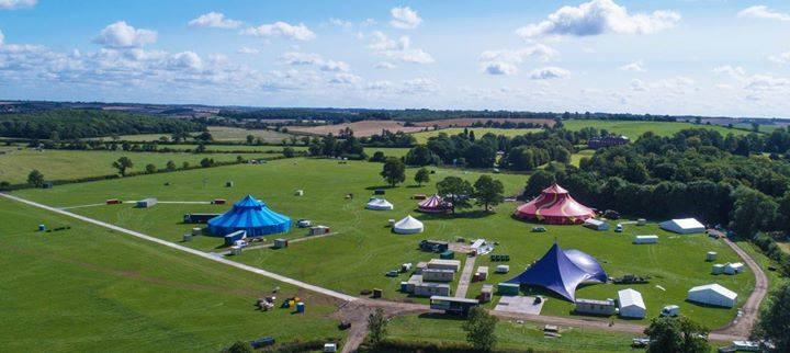 Festival Flyer Facebook news: New post added at Festival Flyer – Shambala Festival news: We're just going to l…