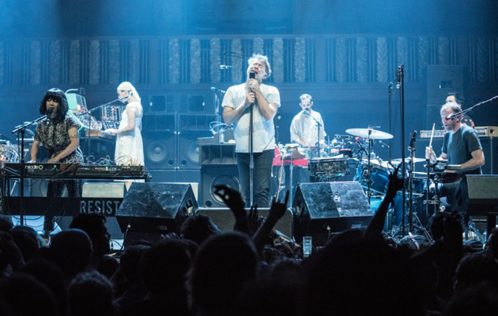 NME Festival blog: LCD Soundsystem brought 'American Dream' to Berlin to kick off their European tour