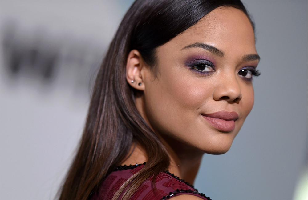 NME Festival blog: 'Thor Ragnarok's Tessa Thompson slams 'dumb' male writers and their 'badass' female characters