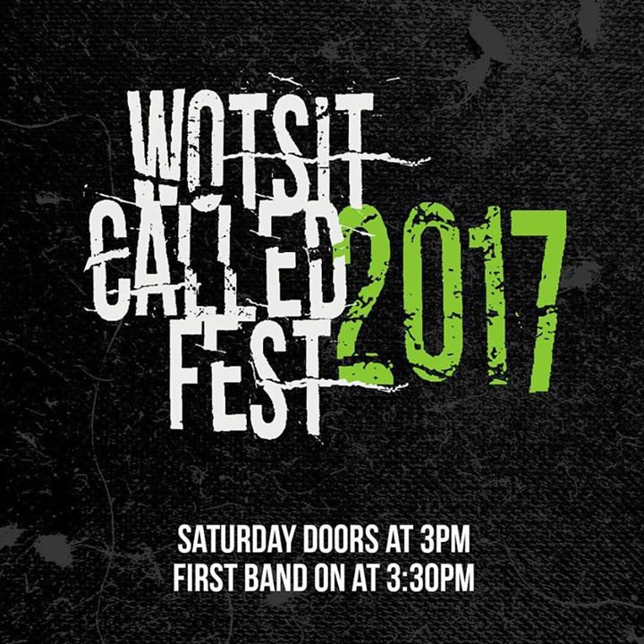 Wotsit Called Fest news: WCF continues