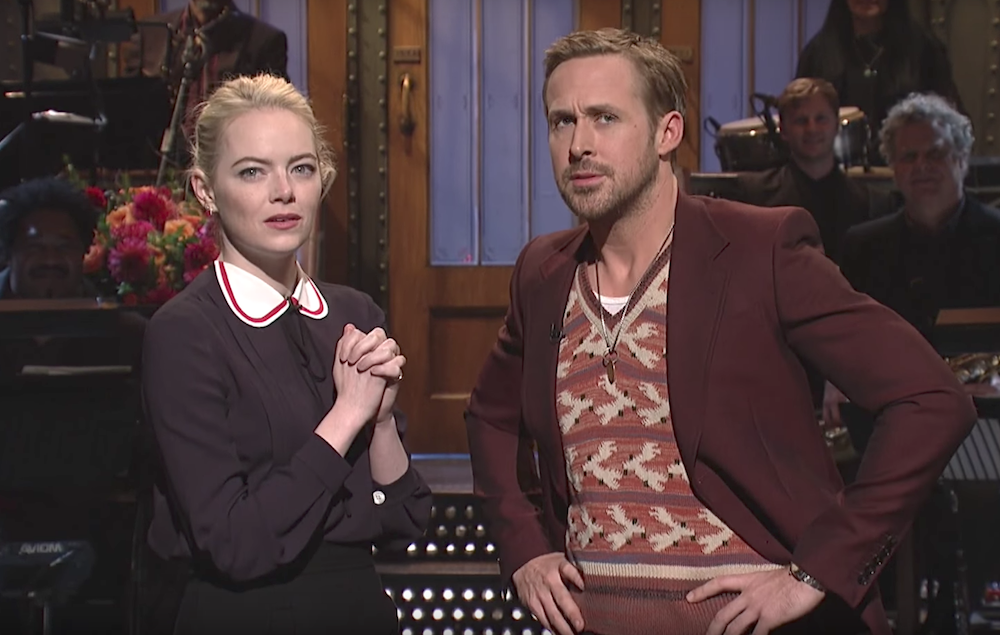 NME Festival blog: Watch Ryan Gosling and Emma Stone stage a 'La La