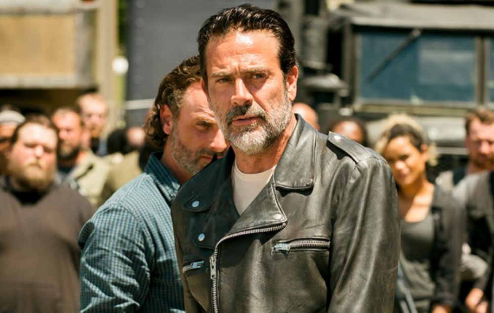 "NME Festival blog: 'The Walking Dead""s Andrew Lincoln says Rick is ""willing to die"" in order to defeat Negan"