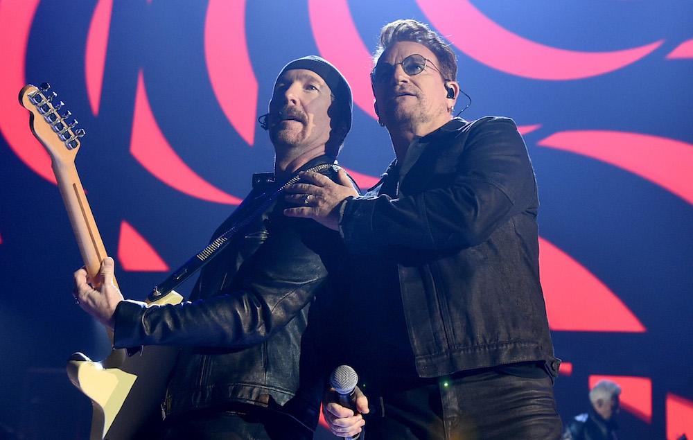 NME Festival blog: U2's 'Songs Of Experience' album tracklist revealed?