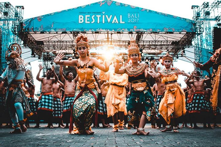 Bestival Bali news: Day one of Bestival Bali has been amazing  Ending off with incredible performanc…