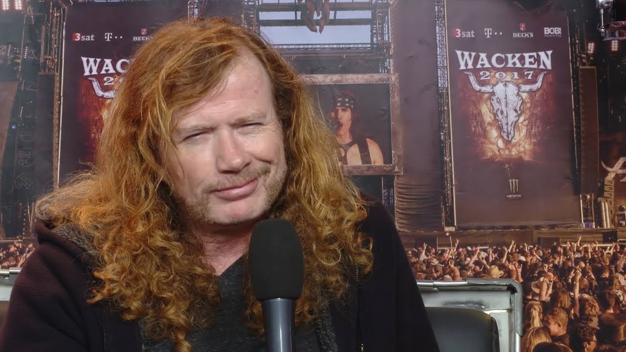 Bloodstock news: So Dave Mustaine was interviewed at Wacken and it seems Megadeth will be doing s…