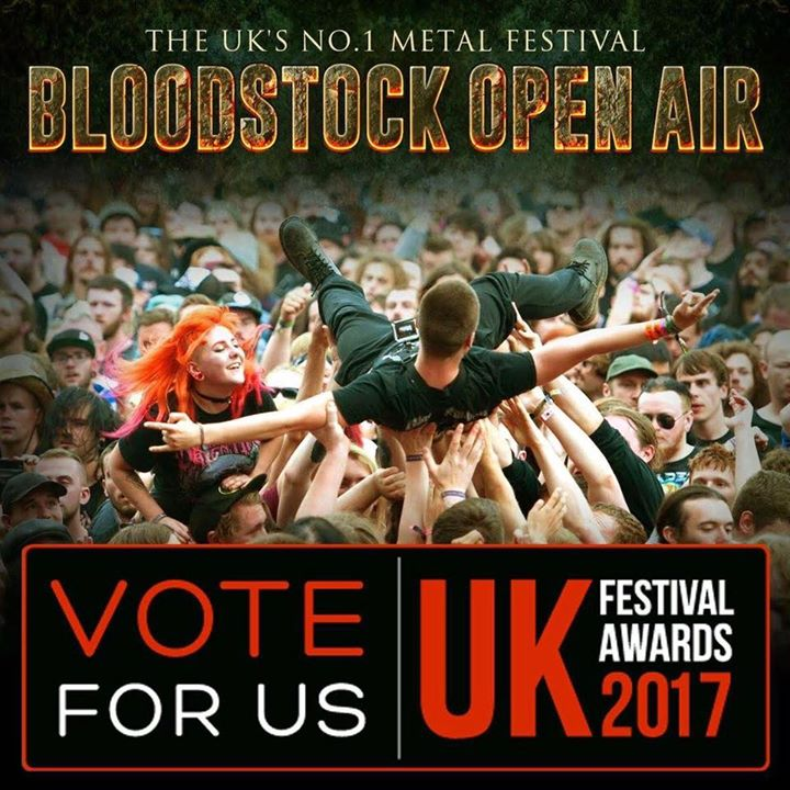 Bloodstock news: VOTING CLOSES MONDAY AT 9AM…