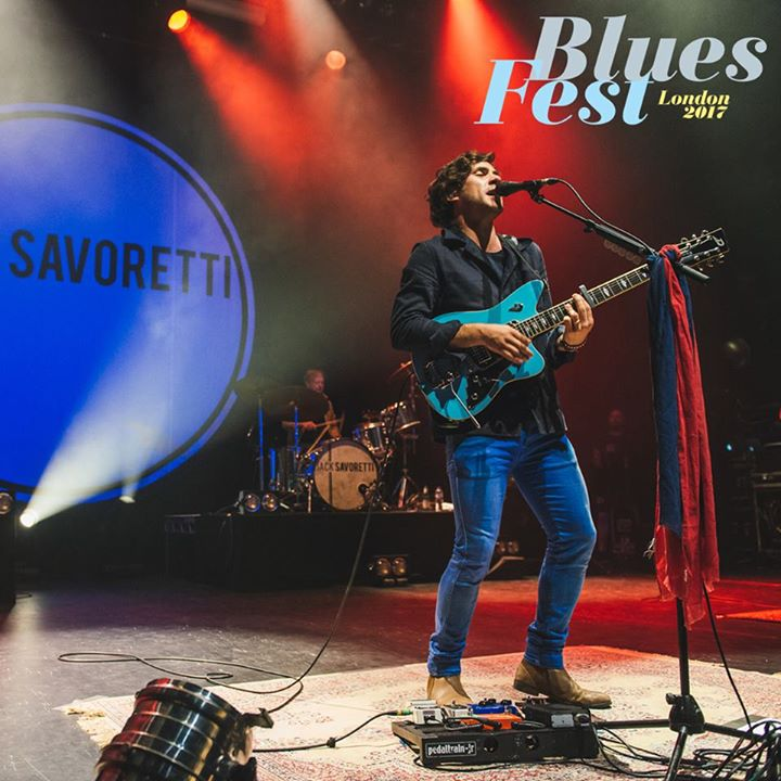 Bluesfest news: Singer-songwriter Jack Savoretti with an incredible show at indigo at The O2 ton…