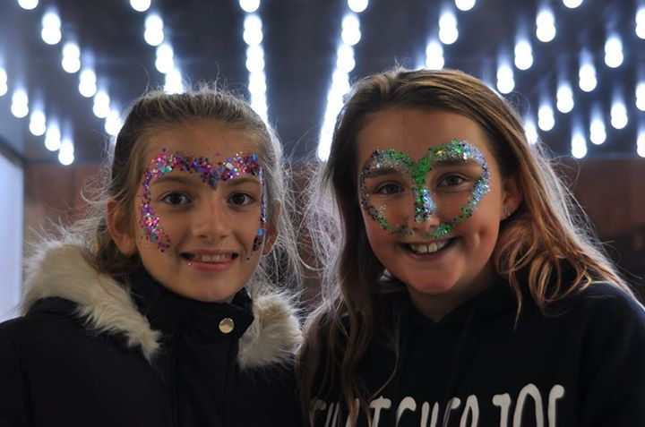 By the Sea news: Glittery Festival vibes last night at By The Sea Festival