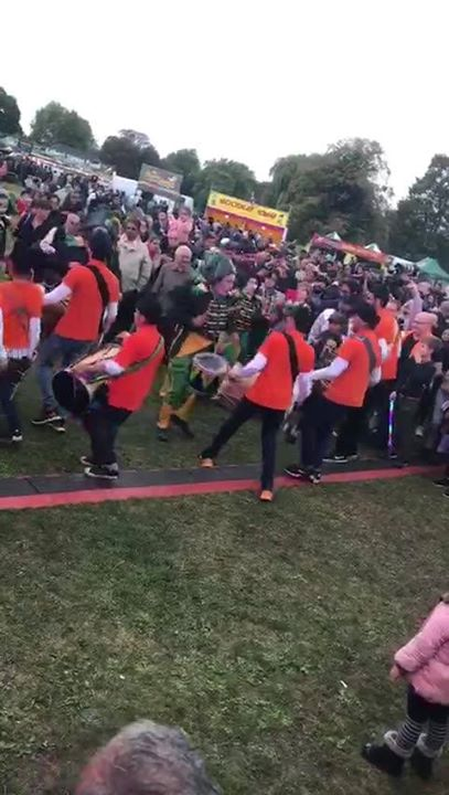 London Mela news: …And the beat goes on! 🥁🥁🥁🥁 TRANSE EXPRESS Dhol Academy