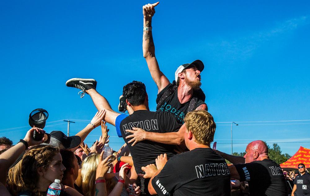 da893599779512 NME Festival blog  Vans Warped Tour set to end in 2018