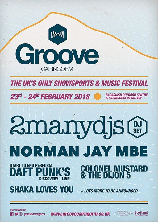 Belladrum Tartan Heart Festival  news: Our friends at Groove CairnGorm have announced their initial line up for their W…