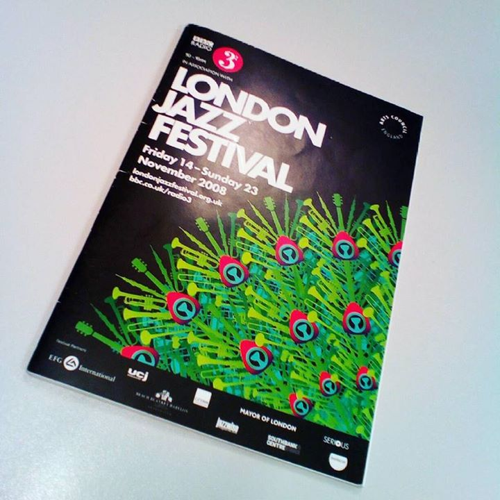 London Jazz Festival news:  #FestivalCountdown only 9 days to go!…