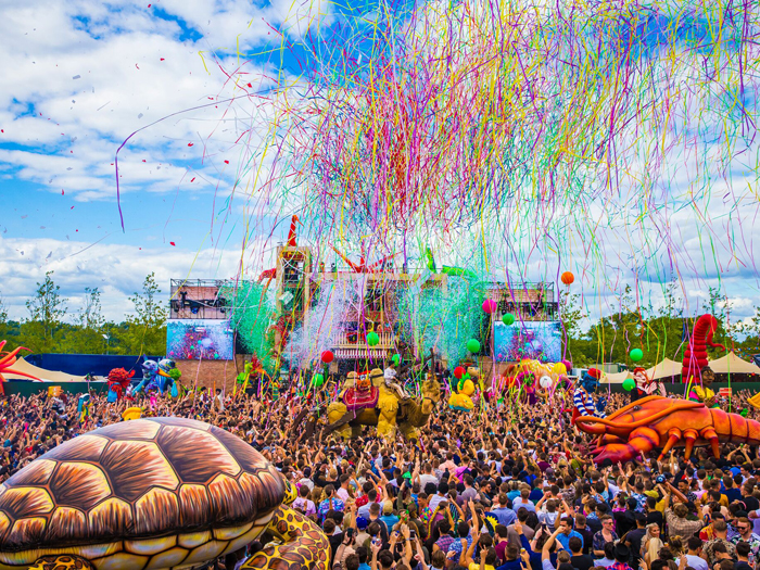 Festival Insights NEWS: Elrow Town London reveals main stage theme for 2018