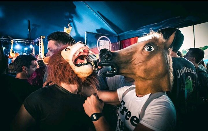 2000 Trees Festival news: Happy New year you crazy lot! Who's ready to party like these nutters?? Who's re…