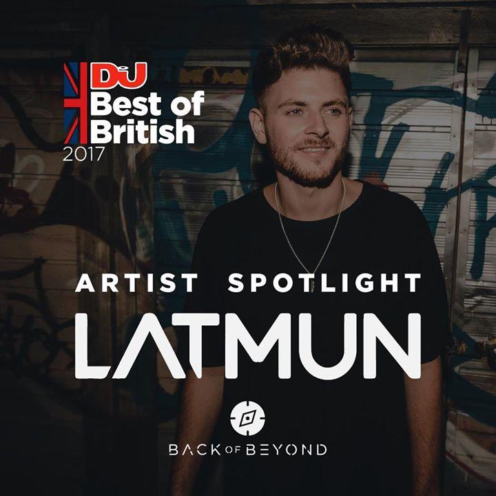 Back of Beyond Festival news :  L A T M U N – artist spotlight……