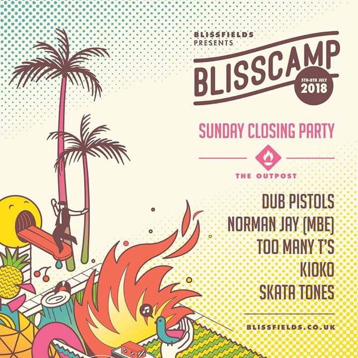 Blissfields news: In Christmas lingo, we're 203 sleeps from Blisscamp, and for every ticket sold a…