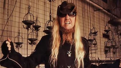 Bloodstock news: NEVERMORE And SANCTUARY Singer WARREL DANE Dies Of Heart Attack In Brazil